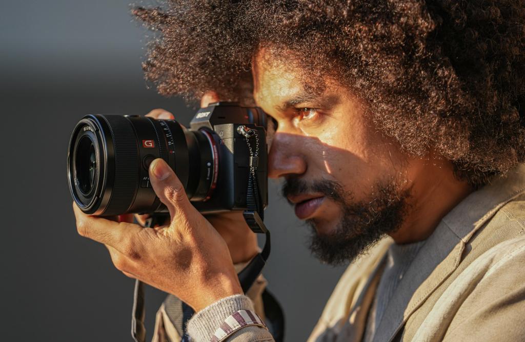 Sony Electronics ra mắt ống kính E-Mount - FE 50mm F1.2 G Master giá 50 triệu ảnh 1