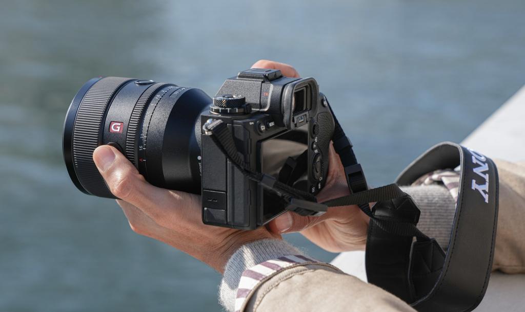 Sony Electronics ra mắt ống kính E-Mount - FE 50mm F1.2 G Master giá 50 triệu ảnh 4
