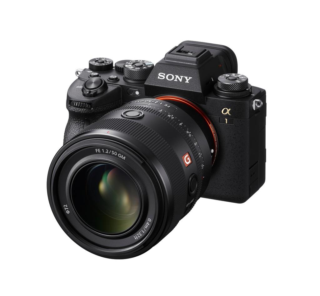 Sony Electronics ra mắt ống kính E-Mount - FE 50mm F1.2 G Master giá 50 triệu ảnh 5