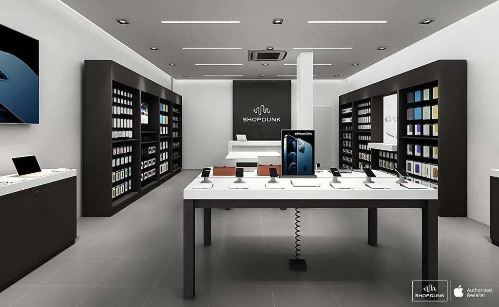 ShopDunk khai trương chuỗi cửa hàng Apple phong cách thổ cẩm đầu tiên ở Việt Nam ảnh 6