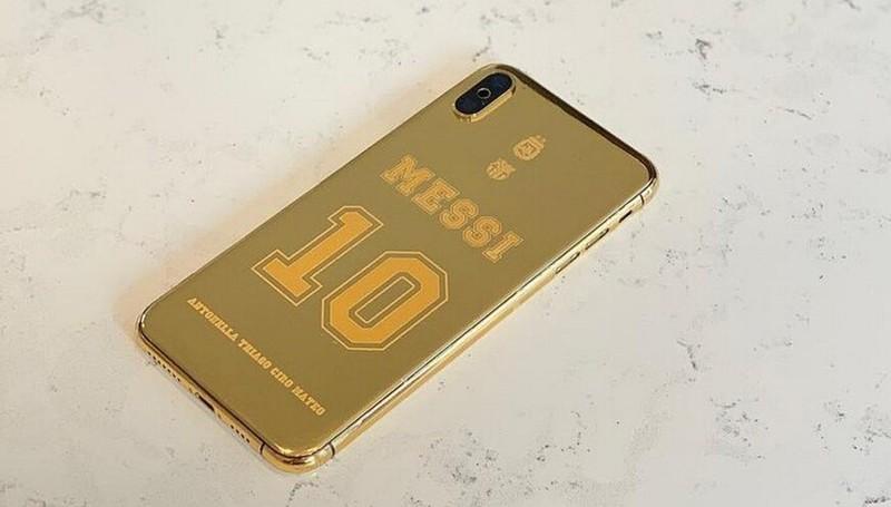 Soi chiec smartphone duoc Messi dung de goi cho vo con-Hinh-3