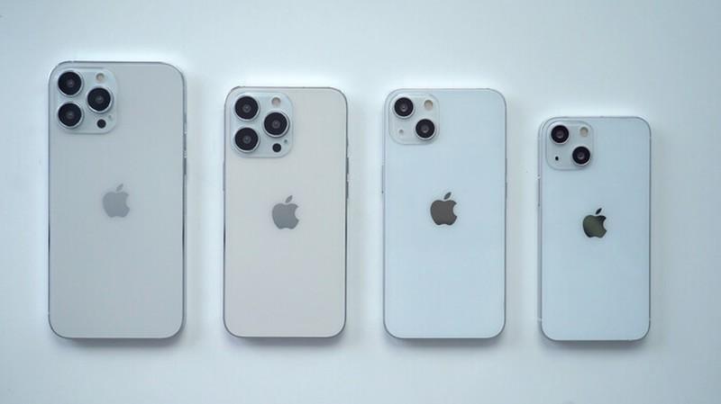 Ly do camera cua iPhone 13 dat theo duong cheo... qua thau dao!