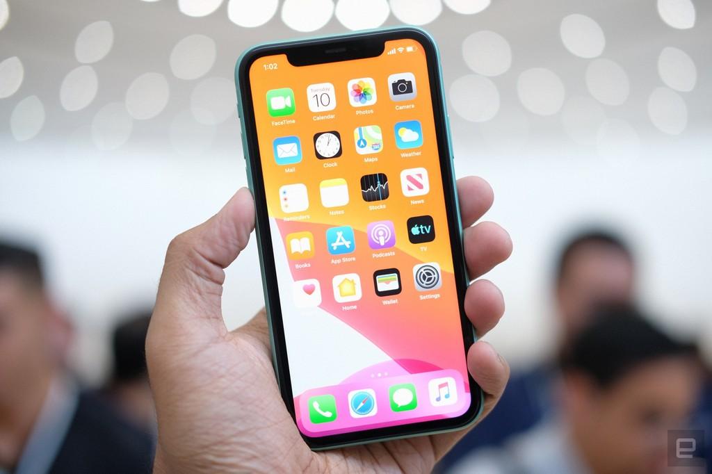 Tại sao nên chọn iPhone 11, rẻ hơn ? ảnh 2