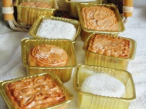 Bánh Trung thu cổ truyền Việt Nam