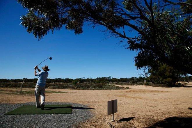 Sân golf Nullabor Links