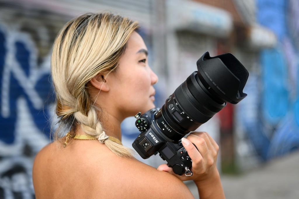 Nikon Z6 II và Z7 II ra mắt: quay video 4K/60p, khe cắm thẻ kép, giá tốt ảnh 4