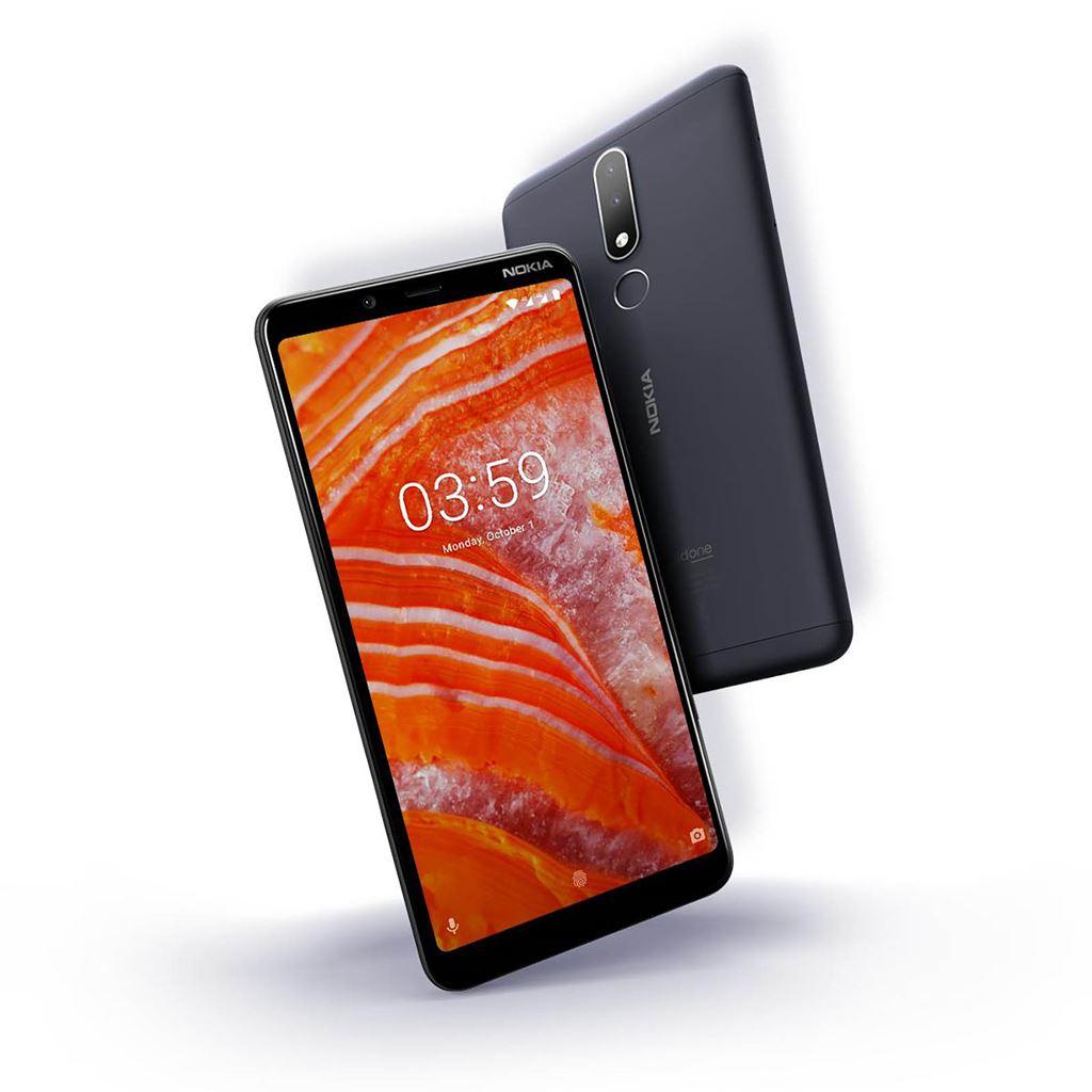 Nokia 3.1 Plus chính thức lên kệ thị trường Việt giá 3.890.000 VND ảnh 1