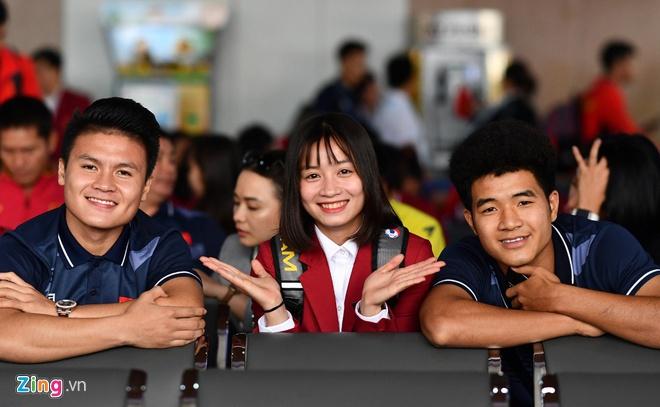 VDV mua quat va cac guong mat chiem spotlight mua SEA Games 30 hinh anh 2 loan_12.jpg