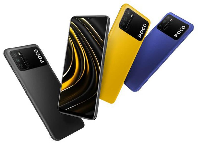 Mau smartphone dang mua trong phan khuc 3 trieu