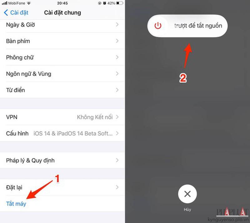 Cach sua loi iPhone khong do chuong khi co cuoc goi den-Hinh-4