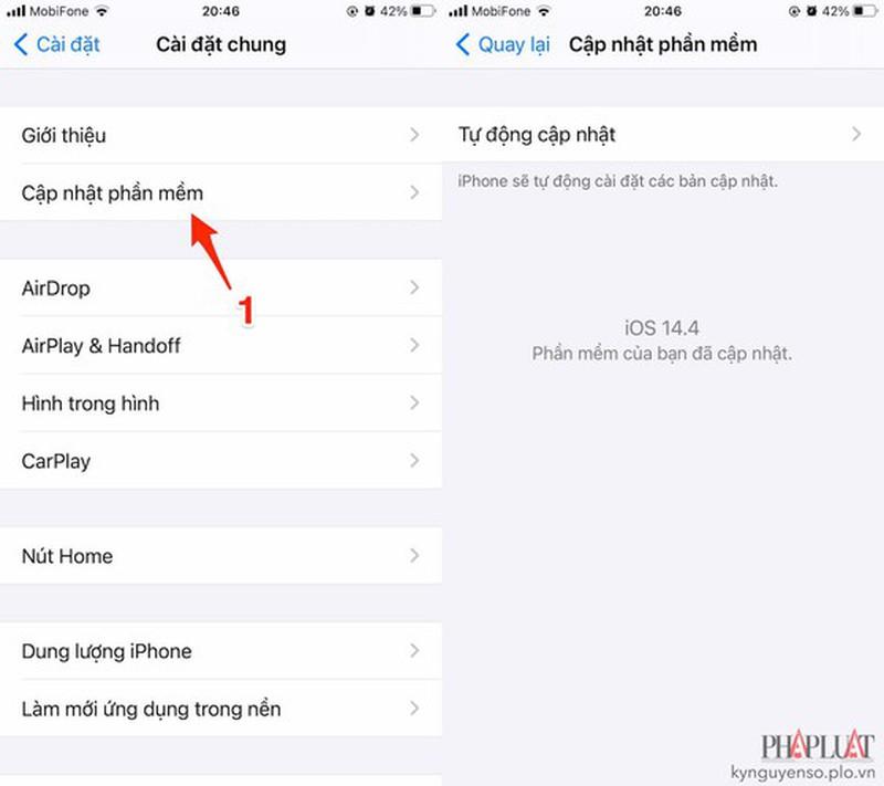 Cach sua loi iPhone khong do chuong khi co cuoc goi den-Hinh-5