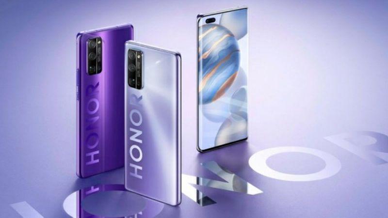 Honor V40 sẽ sở hữu màn hình hiển thị 1 tỷ màu ảnh 1