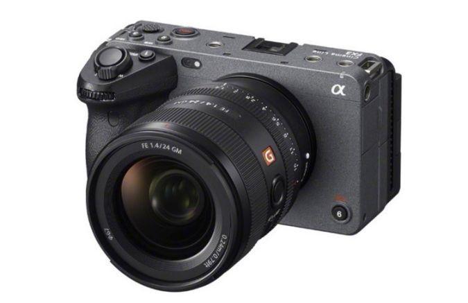 Rò rỉ camera quay phim chuyên dụng Sony FX3: video 4K 120p với thân máy nhỏ gọn ảnh 1