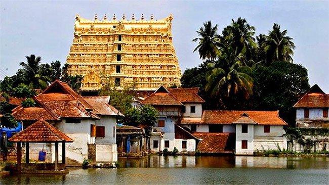 Ngôi đền này nổi tiếng là ngôi đền giàu nhất trên thế giới.