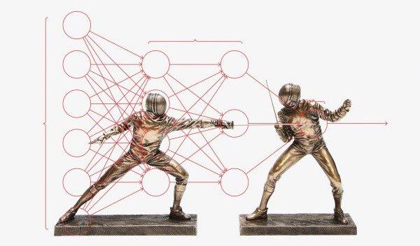 Mạng lưới thần kinh đối kháng