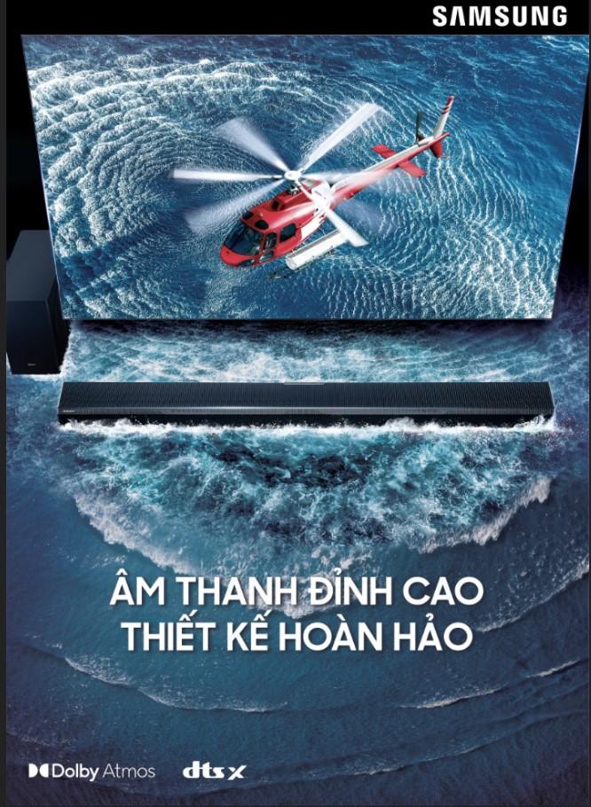 Samsung giới thiệu loạt sản phẩm loa thanh 2021 tại thị trường Việt Nam giá từ 4,5 triệu ảnh 2