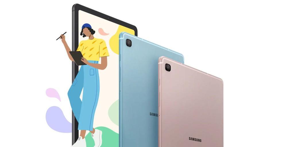 Galaxy Tab S6 Lite ra mắt: cắt giảm cấu hình, bút S Pen, pin 7.040mAh ảnh 2