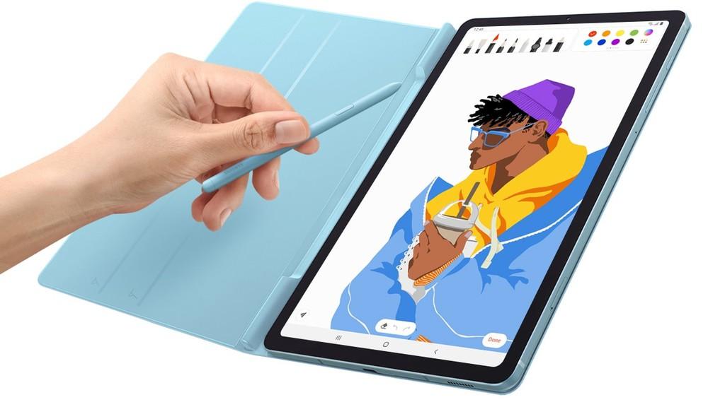 Galaxy Tab S6 Lite ra mắt: cắt giảm cấu hình, bút S Pen, pin 7.040mAh ảnh 3