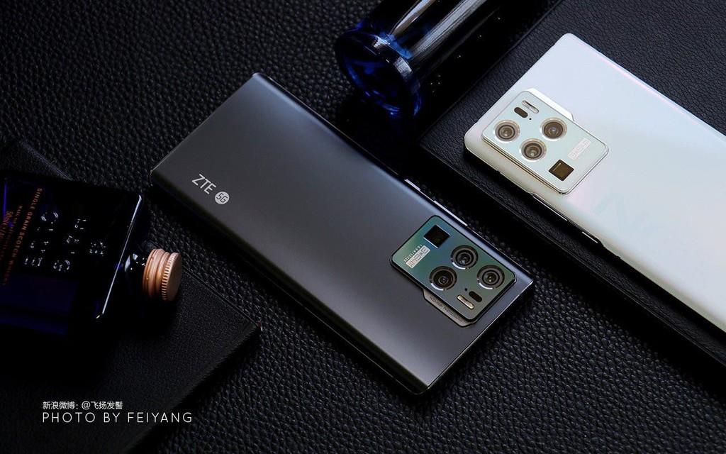 ZTE Axon 30 Ultra và 30 Pro ra mắt: flagship giá dưới 1.000 USD, ba camera 64MP ảnh 1