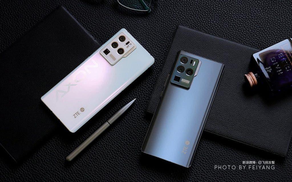ZTE Axon 30 Ultra và 30 Pro ra mắt: flagship giá dưới 1.000 USD, ba camera 64MP ảnh 4