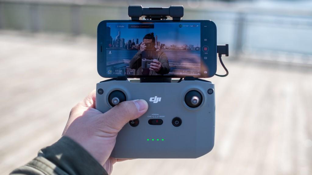 DJI ra mắt flycam Air 2S, camera 20MP, giá từ 999 USD ảnh 7
