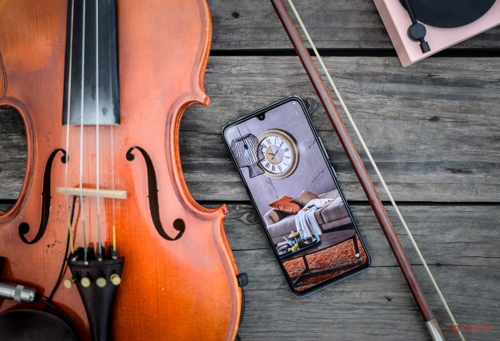 Cùng Qinie Violin khui hộp và trải nghiệm nhanh vivo V21 5G  ảnh 16