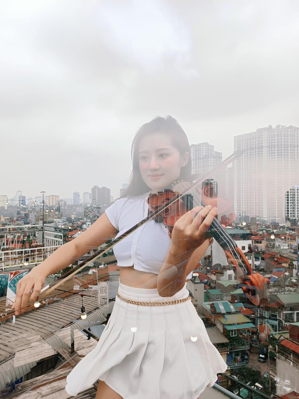 Cùng Qinie Violin khui hộp và trải nghiệm nhanh vivo V21 5G  ảnh 8