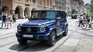 """""""Vua địa hình"""" Mercedes-Benz G-Class phiên bản kỷ niệm 40 năm"""