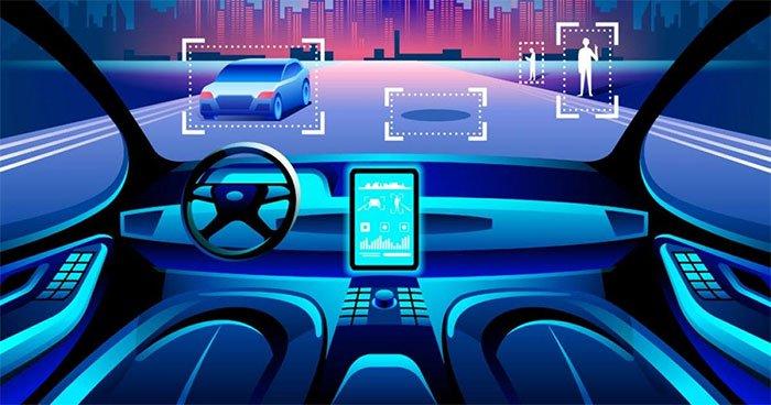 não nhân tạo đang được các nhà khoa học đưa ra thế giới ngoài để đặt vào những cỗ máy, như xe tự lái, robot tự động.