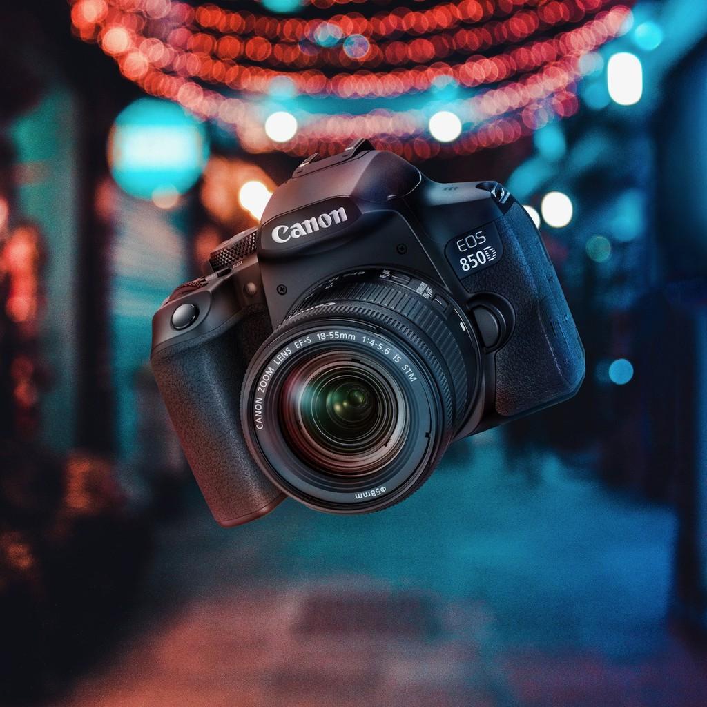 Canon EOS 850D – Chiếc máy ảnh DSLR bán chuyên nhỏ gọn giá 29,48 triệu ảnh 1