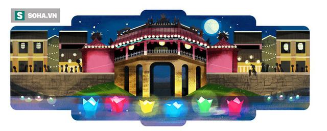 Hội An quyến rũ xuất hiện trên Google Doodle 16/7: Lý do Google tôn vinh là gì? - Ảnh 1.