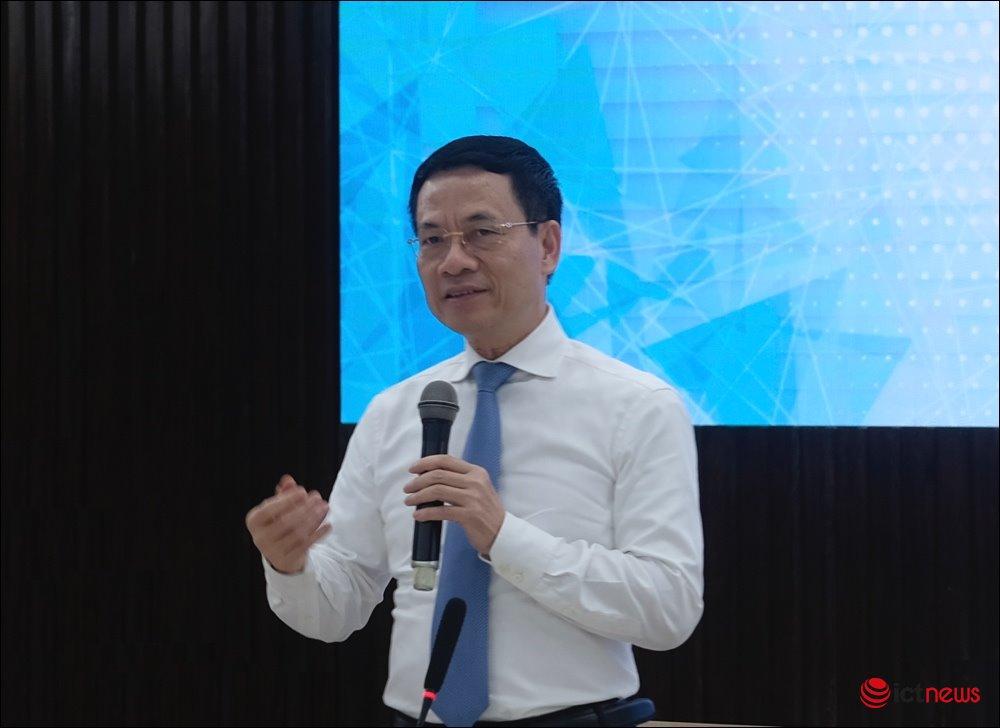 Bộ trưởng Nguyễn Mạnh Hùng: Nếu người Việt chưa mua hàng Việt là do hàng hoá chất lượng chưa tốt hoặc tiếp thị chưa đúng