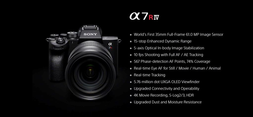 Sony A7R IV (A7RM4) ra mắt: khi quái vật được nâng cấp ảnh 1