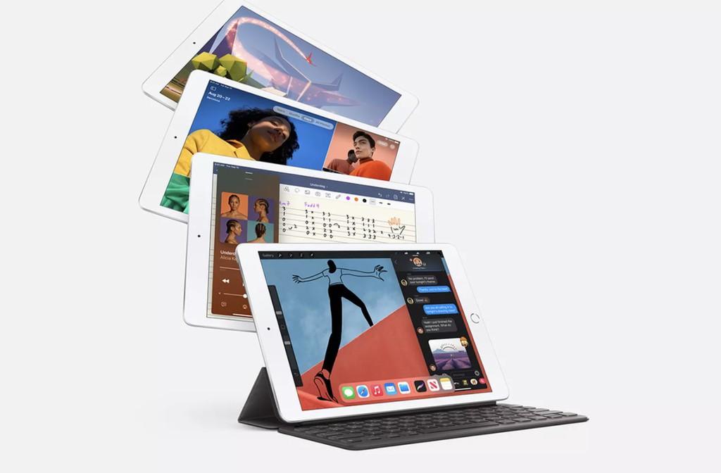 iPad thế hệ 8 ra mắt: thiết kế cũ, A12 Bionic, giá từ 329 USD ảnh 1