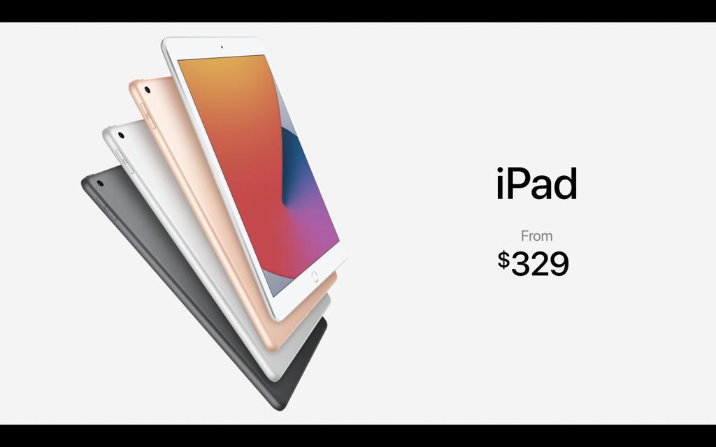 iPad thế hệ 8 ra mắt: thiết kế cũ, A12 Bionic, giá từ 329 USD ảnh 6