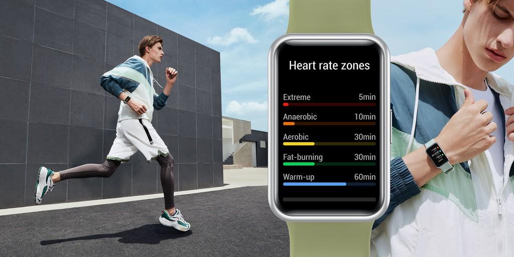 Đồng hồ Huawei Watch Fit lên kệ giá 3,3 triệu ảnh 3