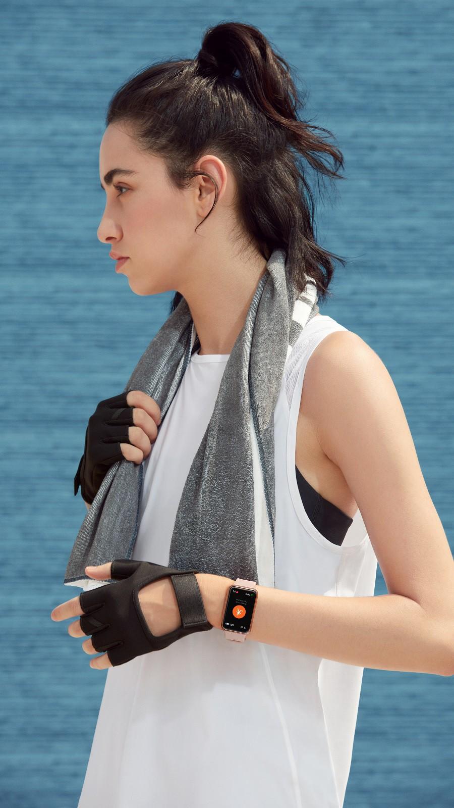 Đồng hồ Huawei Watch Fit lên kệ giá 3,3 triệu ảnh 6