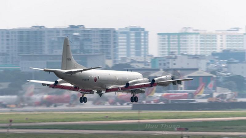Nhat Ban muon ban may bay san ngam P-3C cho Viet Nam?
