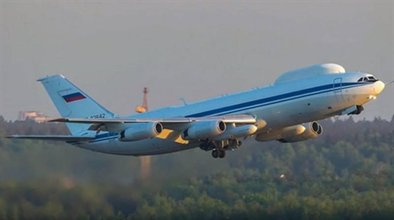 Nga pha tron Il-80 va Il-82 khai sinh may bay