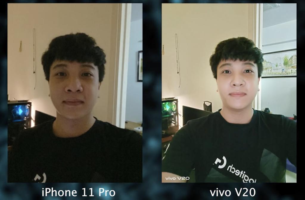 Đánh giá chi tiết vivo V20: mỏng nhẹ có phải là sự khác biệt duy nhất? ảnh 7