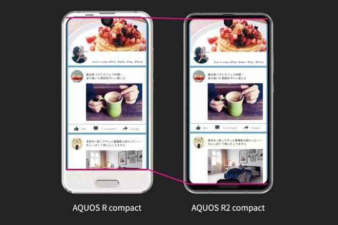 sharp - hang smartphone nhat ban dau tien ra mat smartphone