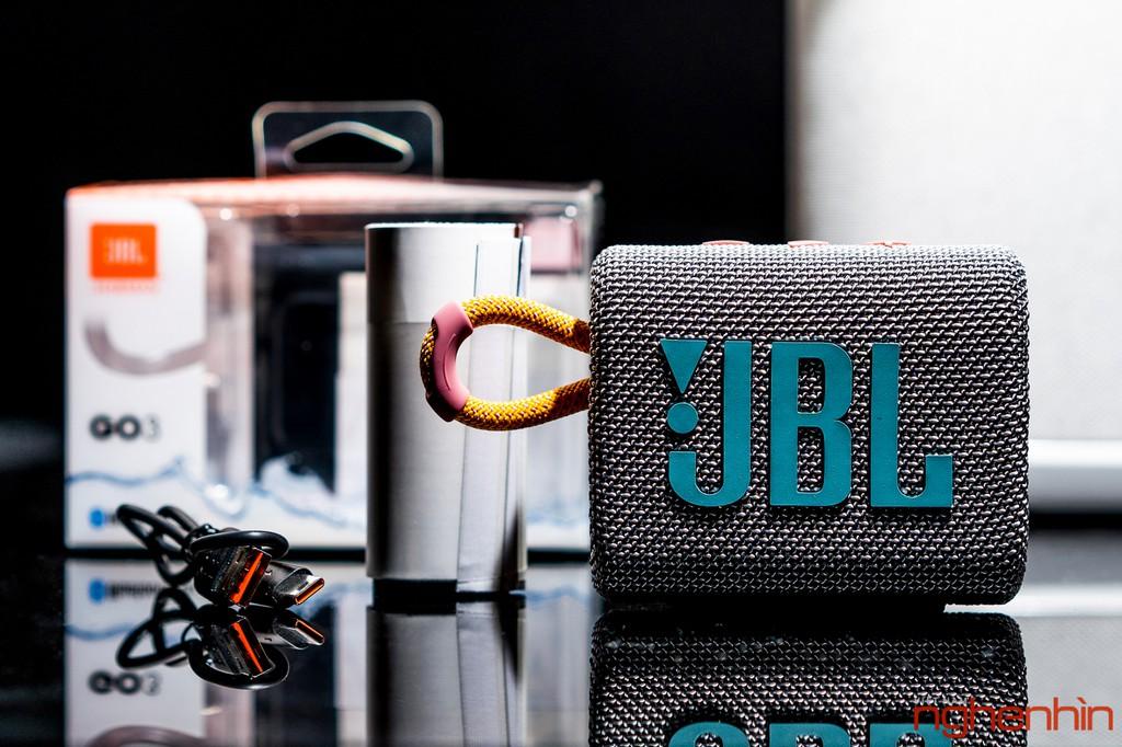 Trên tay JBL Go 3 nâng cấp toàn diện - cháy hàng trong đợt pre-oder ảnh 1