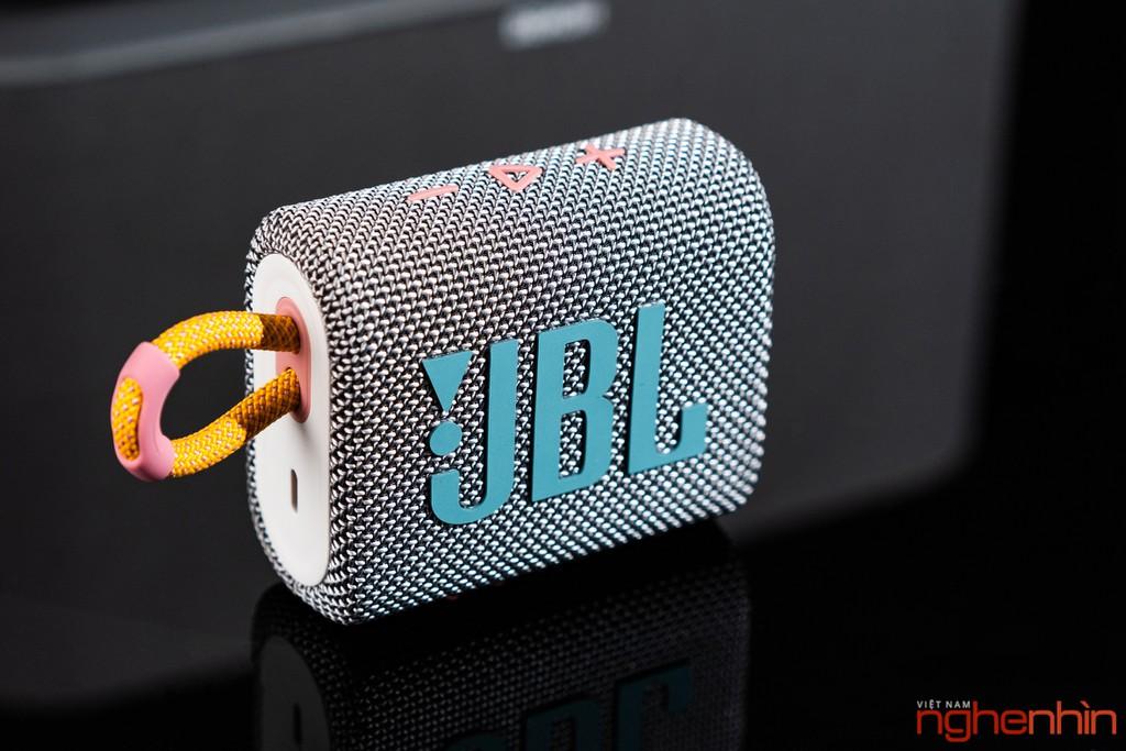 Trên tay JBL Go 3 nâng cấp toàn diện - cháy hàng trong đợt pre-oder ảnh 4