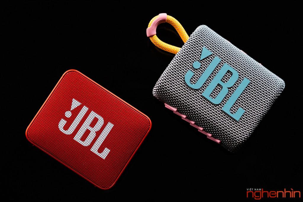 Trên tay JBL Go 3 nâng cấp toàn diện - cháy hàng trong đợt pre-oder ảnh 5