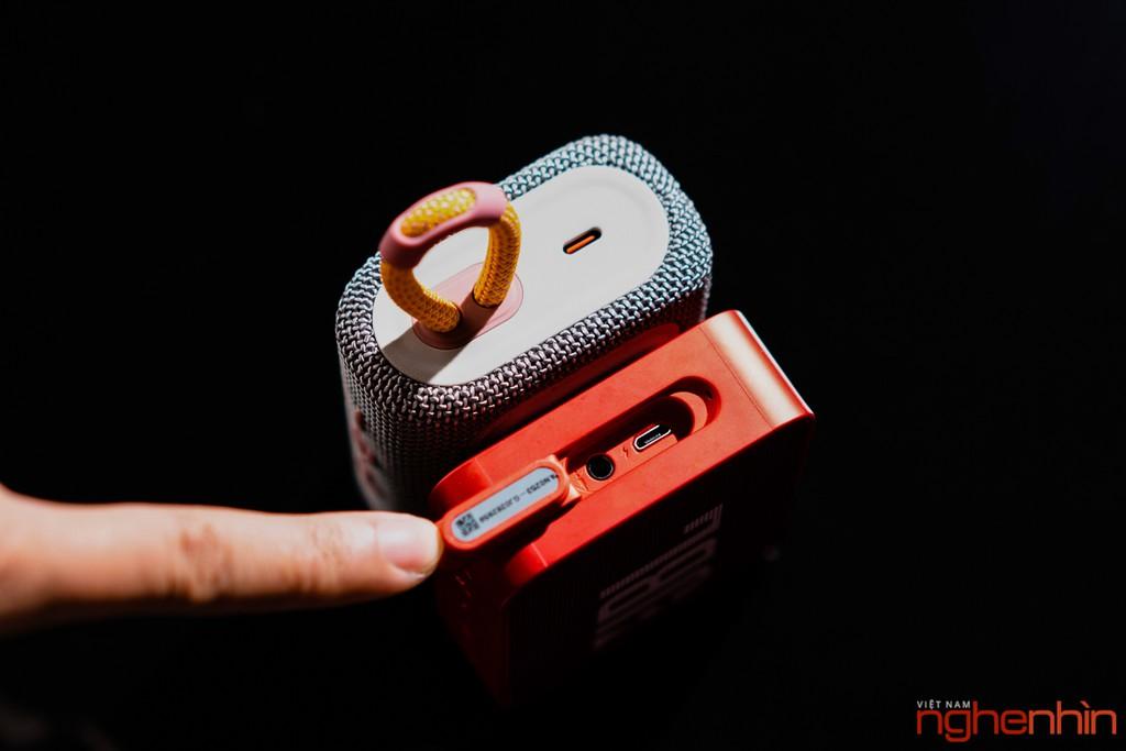 Trên tay JBL Go 3 nâng cấp toàn diện - cháy hàng trong đợt pre-oder ảnh 7