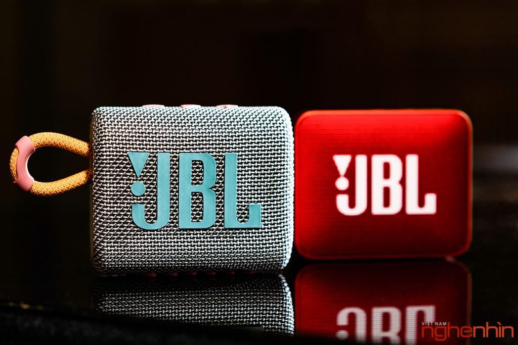 Trên tay JBL Go 3 nâng cấp toàn diện - cháy hàng trong đợt pre-oder ảnh 8