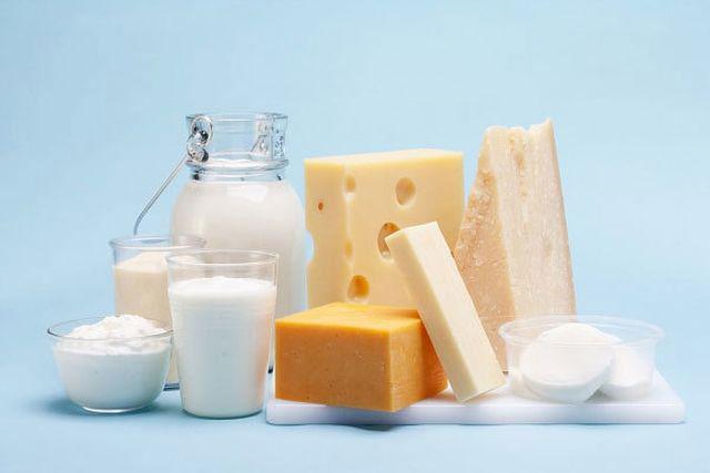 Phô mai giàu canxi hơn sữa.