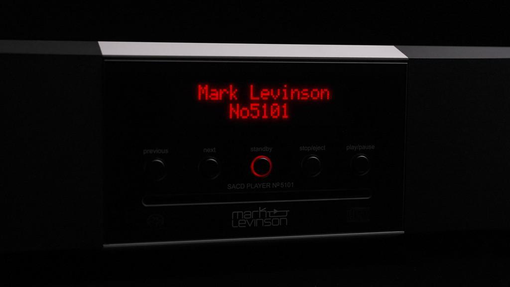 Editors Choice Awards 2020 - Mark Levinson No.5101 – Đầu đọc SACD tích hợp streaming của năm ảnh 1