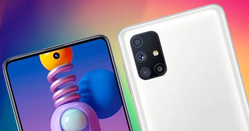 Samsung Galaxy M62 được chứng nhận FCC với pin 7.000 mAh ảnh 2