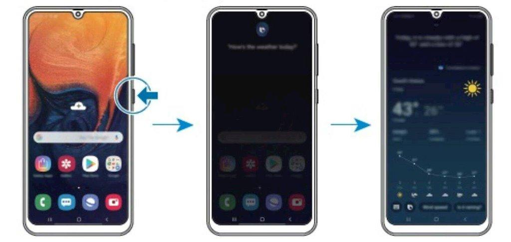 Rò rỉ smartphone Samsung A50 với nhiều tính năng cao cấp